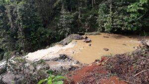 Pipanisasi Air Terjun Solusi Untuk Pengairan Sawah Tadah Hujan