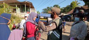 Pemberlakuan Pembatasan Kegiatan Masyarakat (PPKM) Darurat Covid-19